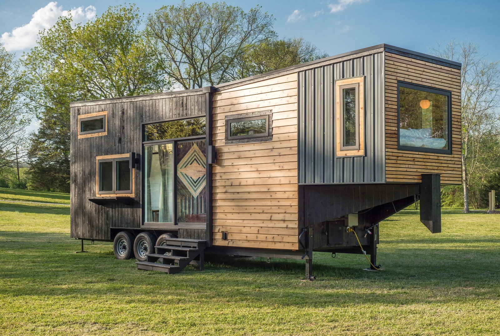 Tiny House de luxe de 28 m2